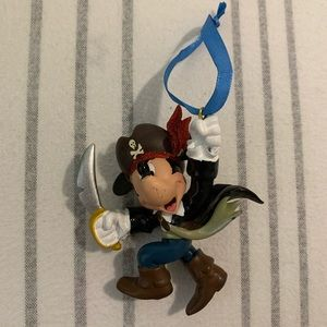 Disney Pirate Mickey Mouse Ornament